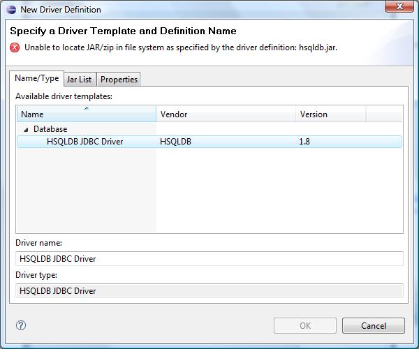 HyperSQL Database Engine (HSQLDB)